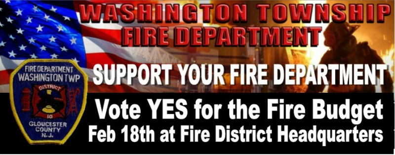 SUPPORT YOUR FIRE DEPARTMENT