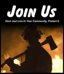 LOOKING TO BE A VOLUNTEER FIREMAN?
